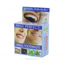 Зубная паста Twin Lotus PRIM PERFECT растительная, 25 мл в Краснодаре