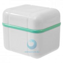 Контейнер Curaprox для хранения зубных протезов в Краснодаре