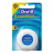 Зубная нить Oral-B Essential вощеная, 50 м в Краснодаре