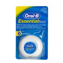 Зубная нить Oral-B Essential, невощеная, 50 м в Краснодаре