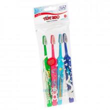 Зубные щетки TePe Zoo Select набор, 4 шт в Краснодаре
