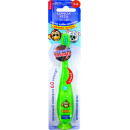 Зубная щетка Longa Vita для детей 3-6 лет мигающая с присоской в Краснодаре