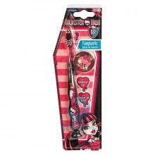 Зубная щетка Monster High на присоске от 8 лет в Краснодаре