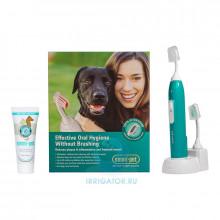 Ультразвуковая зубная щетка Emmi-pet для домашних питомцев в Краснодаре