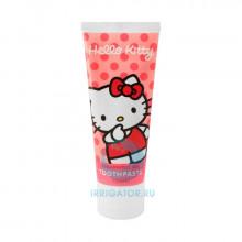 Зубная паста-гель Hello Kitty Strawberry с флюоридом, 75 мл в Краснодаре