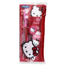 Набор Hello Kitty HK-8 щетка с колпачком + паста + зубная нить в Краснодаре