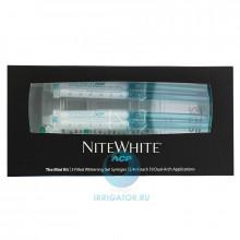 Система Nite White ACP отбеливающая 16 процентов - 3 шприца в Краснодаре