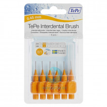 Ершики TePe Interdental Brush 0.45 мм Orange в Краснодаре