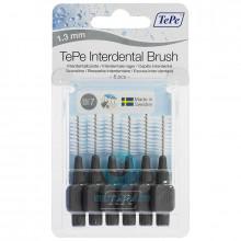 Ершики TePe Interdental Brush 1.3 мм Grey в Краснодаре