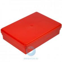 Коробка Dr. Hinz Dental для транспортировки, красная в Краснодаре