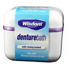 Контейнер Wisdom Denture Bath для протезов в Краснодаре