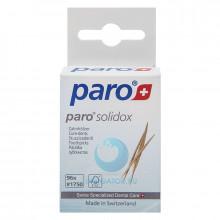 Зубочистки Paro деревянные саблевидные, 96 шт в Краснодаре
