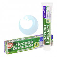 Зубная паста Лесной бальзам Натуральное отбеливание,75 мл в Краснодаре