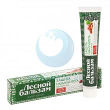 Зубная паста Лесной бальзам Защита иммунитета, 75 мл в Краснодаре