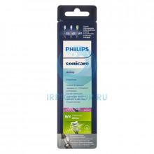 Насадки Philips Premium HX9073/33, 3 шт., черные в Краснодаре