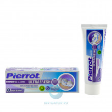 Зубная паста гель Pierrot Ultrafresh Gel 75 мл в Краснодаре