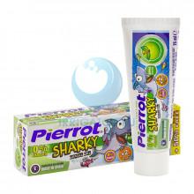 Pierrot Piwy Sharky Gel Детская зубная паста-гель 75 мл в Краснодаре