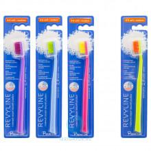 Зубная щетка Revyline SM6000 Ortho, набор 3+1 в Краснодаре