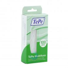 Зубная нить TePe Multifloss 3 в 1, 100 шт. в Краснодаре