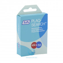 Таблетки TePe PlaqSearch для индикации налета, 10 шт. в Краснодаре