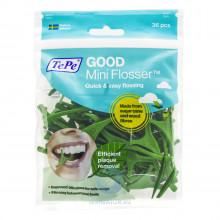 Зубная нить TePe GOOD mini Flosser с держателем, 36 шт в Краснодаре