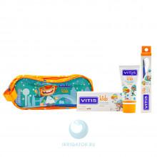 Набор Dentaid Vitis Kids Kit от 2 до 5 лет в Краснодаре