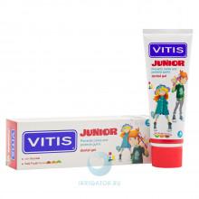 Зубная паста Dentaid Vitis Junior тутти-фрутти, 6+, 75 мл в Краснодаре