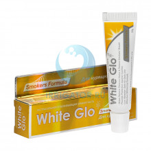 Зубная паста White Glo  Для Курящих, Отбеливающая, 24 г в Краснодаре