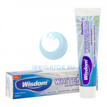 Зубная паста Wisdom Fresh Effect Whitening, 100 мл в Краснодаре