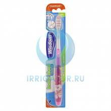 Зубная щетка Wisdom Individual Compact Head Interdental, medium в Краснодаре